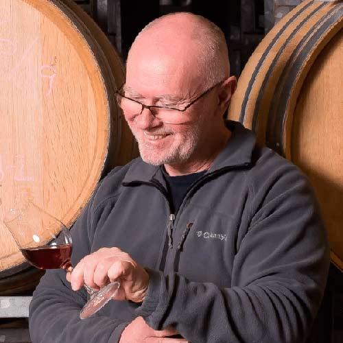 Tecnovino Masters of Wine en 2020 Duane Coates MW
