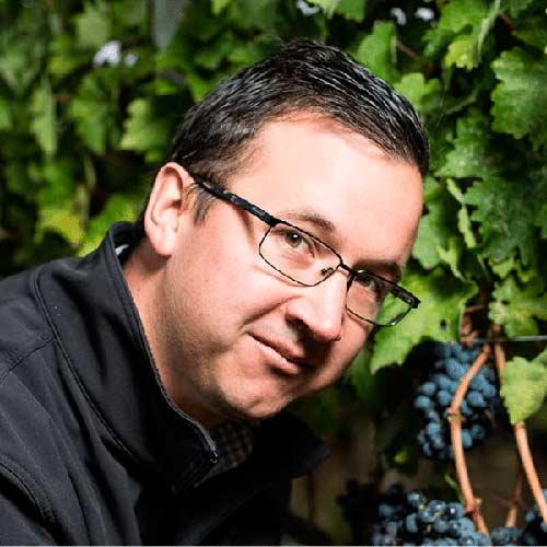 Tecnovino Masters of Wine en 2020 Geoffrey Moss MW