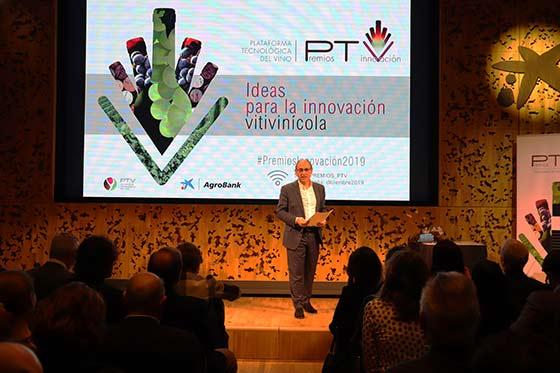 Tecnovino Premio de Innovacion PTV foto