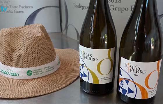 Tecnovino UPCT vino de uva merseguera 1