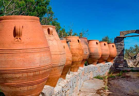 Tecnovino vinos en tinajas de barro Govalmavin 1