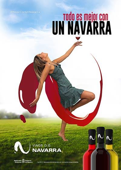 Tecnovino DO Navarra vinos campaña