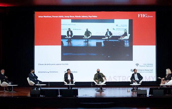Tecnovino FHG Forum 2020 detalle