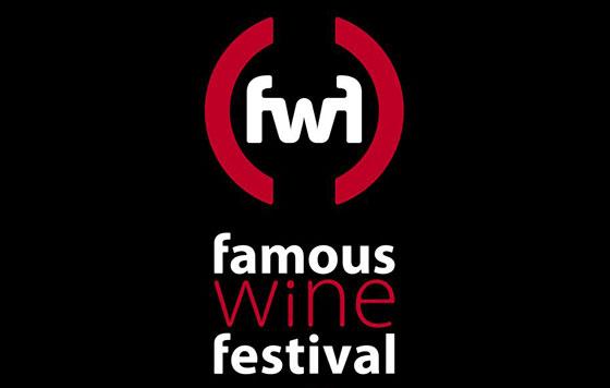 Tecnovino Famous Wine Festival vinos de los famosos detalle