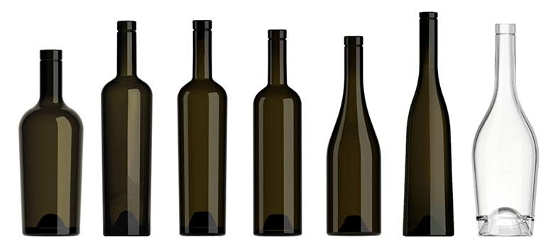 Tecnovino envases de vidrio para vino Estal