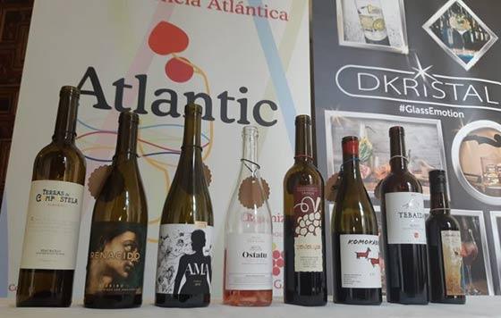 Tecnovino mejores vinos atlánticos de 2020