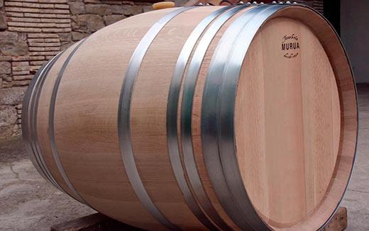 Tecnovino recipientes de madera para vino Toneleria Murua 1