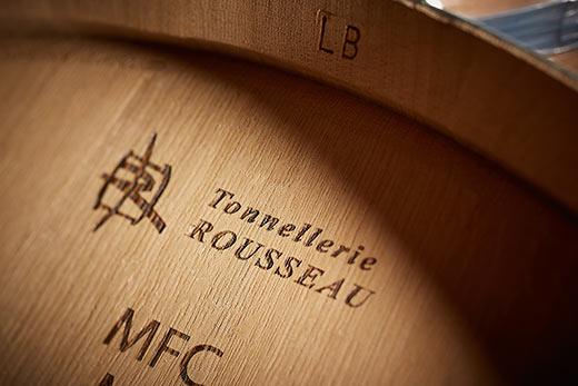 Tecnovino recipientes de madera para vino Tonnellerie Rousseau 1