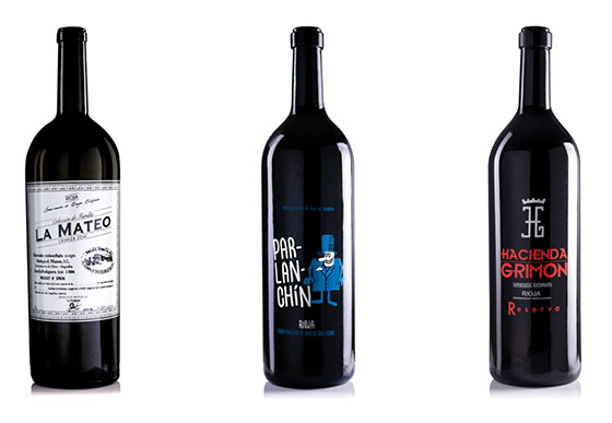 Tecnovino serigrafia en vidrio para vino Grupo Garzon 3 La Mateo