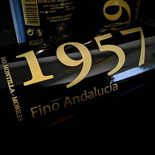 Tecnovino serigrafia en vidrio para vino Serigrafias Casbe 2
