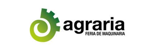 Tecnovino Agraria y FINE Feria de Valladolid logos
