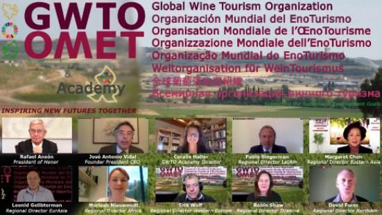 Tecnovino Organización Mundial del EnoTurismo (OMET)
