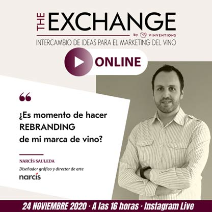Tecnovino The Exchange Online marca de vino 2