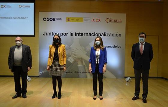 Tecnovino apoyar la internacionalización JuntosMásLejos
