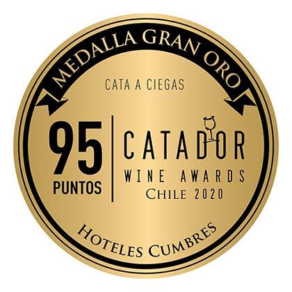 Tecnovino concurso de vinos catador medalla