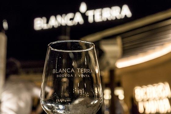 Tecnovino enoturismo en Mallorca Blanca Terra bodega