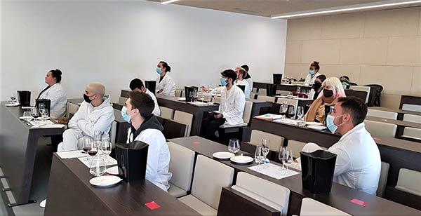 Tecnovino promoción de los vinos de Rioja Galicia hostelería