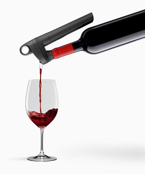 Tecnovino sistema de preservacion de vino Pivot Coravin 4