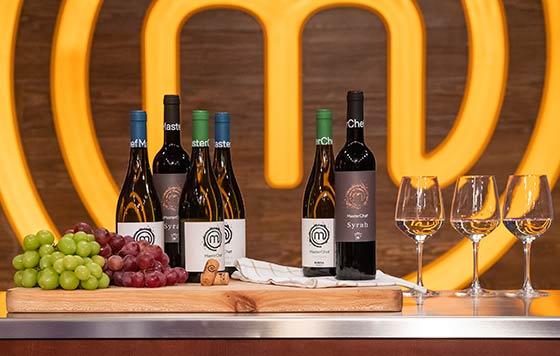 Tecnovino vinos de MasterChef