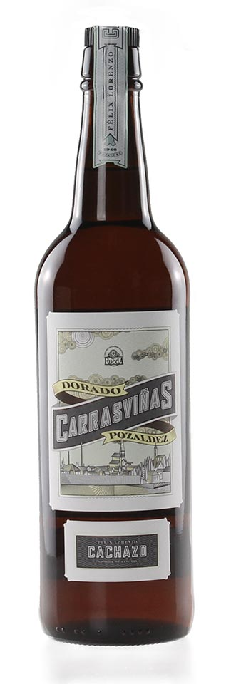 Tecnovino vinos dorados de la DO Rueda Carrasviñas Dorado