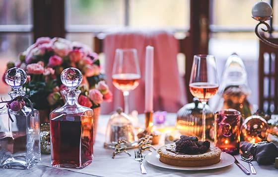Tecnovino vinos para las Navidades detalle
