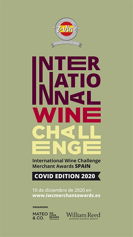 Tecnovino International Wine Challenge Merchant Awards Spain 2020