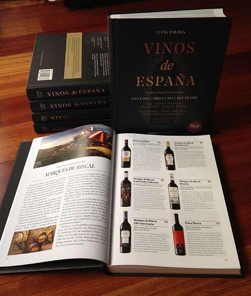Tecnovino Vinos de España Lluis Tolosa 2