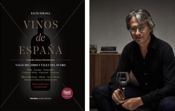 Tecnovino Vinos de España Lluis Tolosa