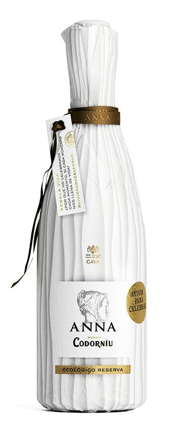 Tecnovino vino cava Anna de Codorniu
