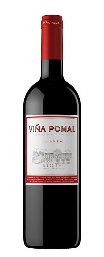 Tecnovino vino cava Vina Pomal crianza