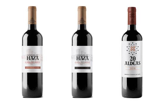Tecnovino vinos de Condado de Haza detalle