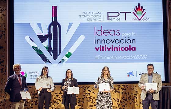 Tecnovino Premios PTV de Innovación 1 detalle