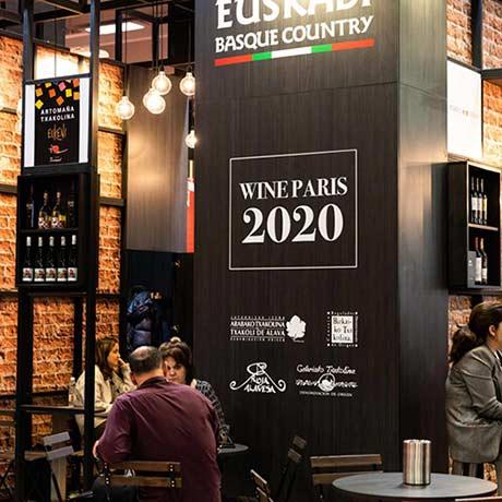 Tecnovino Wine Paris y Vinexpo Paris 2
