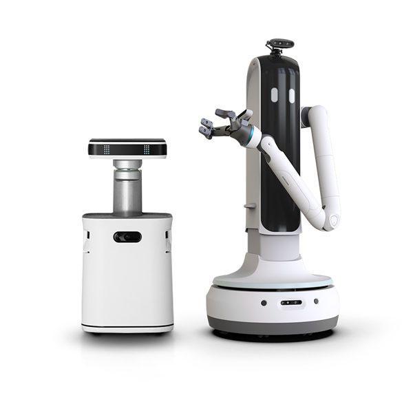 Tecnovino innovaciones para vino CES 2021 Samsung robots