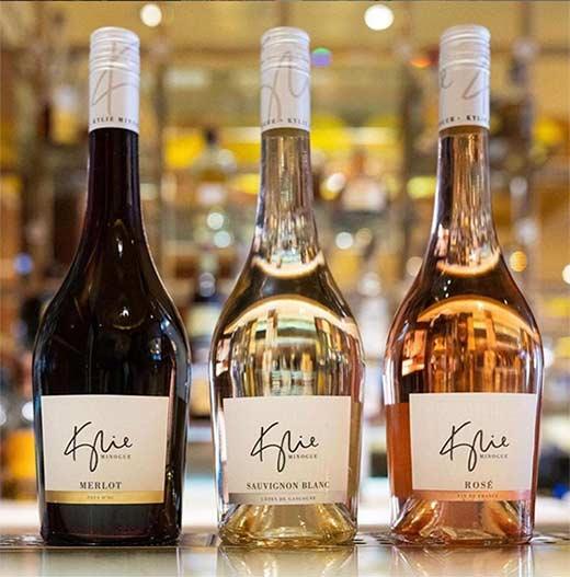 Tecnovino vinos de Kylie Minogue