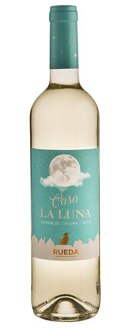 Tecnovino Casa La Luna vino blanco verdejo viura Rueda Aldi