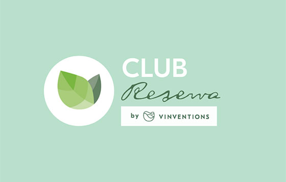 Tecnovino Club Reserva Vinventions tapon para vinos premium detalle