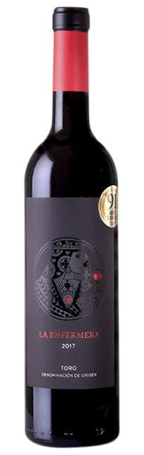 Tecnovino La Enfermera vino tinto autor Toro Aldi