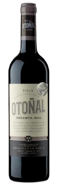 Tecnovino Otoñal vinto tinto Rioja Aldi