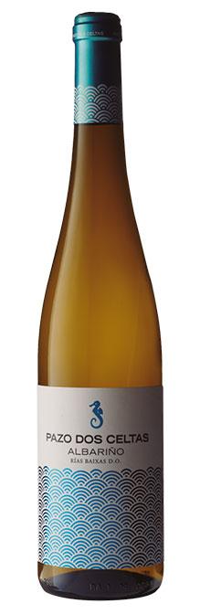 Tecnovino Pazo Dos Celtas vino blanco Rias Baixas Aldi