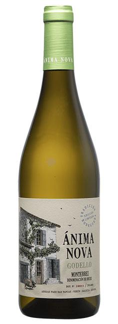 Tecnovino Vida Nova vino blanco godello Monterrei Aldi