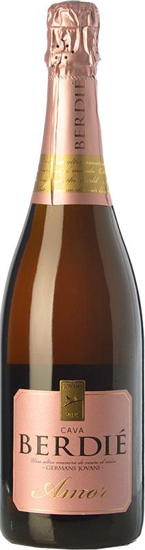 Tecnovino Vinissimus vinos para San Valentín Berdie Reserva Brut Amor