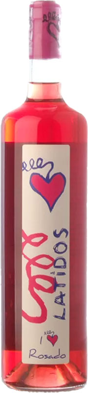 Tecnovino Vinissimus vinos para San Valentín Latidos Valdejalón