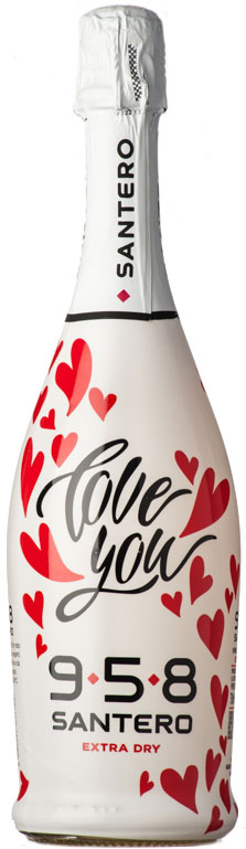 Tecnovino Vinissimus vinos para San Valentín Love you Santero
