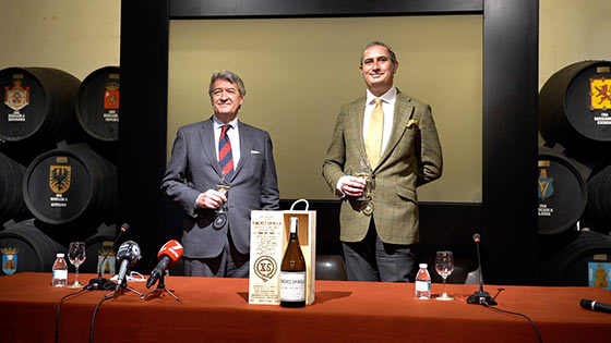 Tecnovino Xímenez-Spínola DO Vinos de Jerez