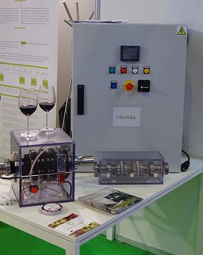 Tecnovino maceración para elaborar vino Universidad de Zaragoza 1
