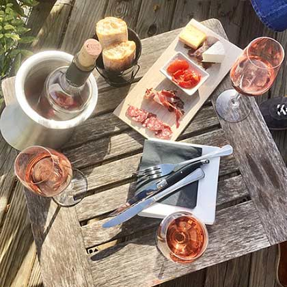 Tecnovino ventas de la DO Valdepeñas vinos rosados