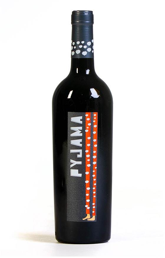 Tecnovino vino Pyjama Mencia 1