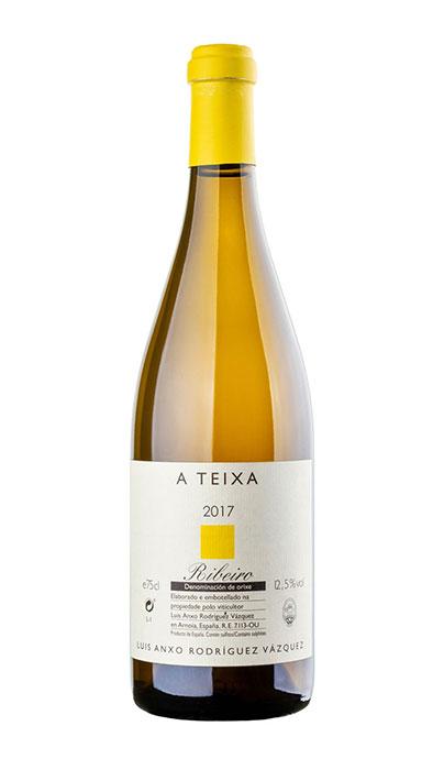 Tecnovino vino en Galicia A Teixa