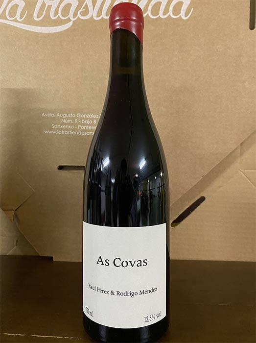 Tecnovino vino en Galicia As Covas